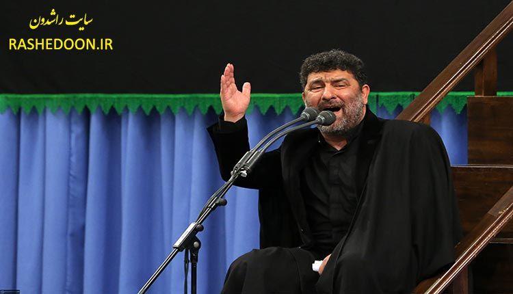 سعید حدادیان - دانلود مداحی جدید سعید حدادیان محرم 98