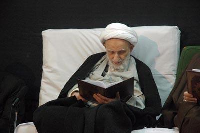 استخاره - استخاره با قرآن و تسبیح از نظر آیت الله بهجت